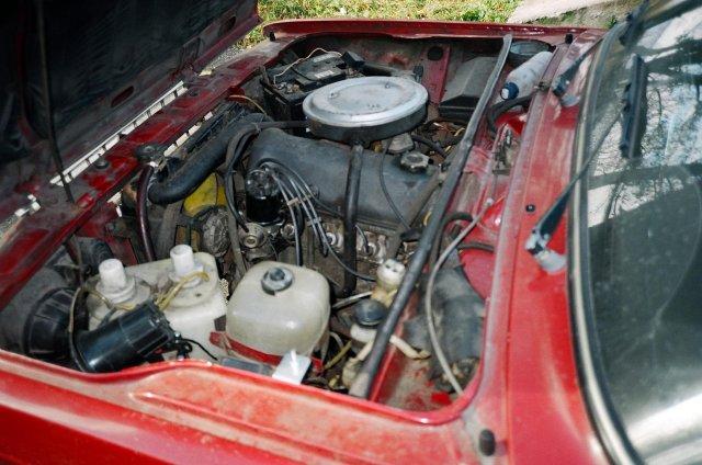 двигатель фиат установка на ваз 2101