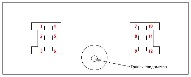 Приборная панель и Торпеда BMW e30 в классику (ВАЗ 2101-011-013)
